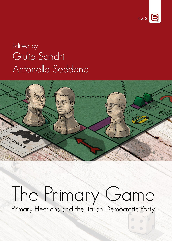 Copertina The Primary Game