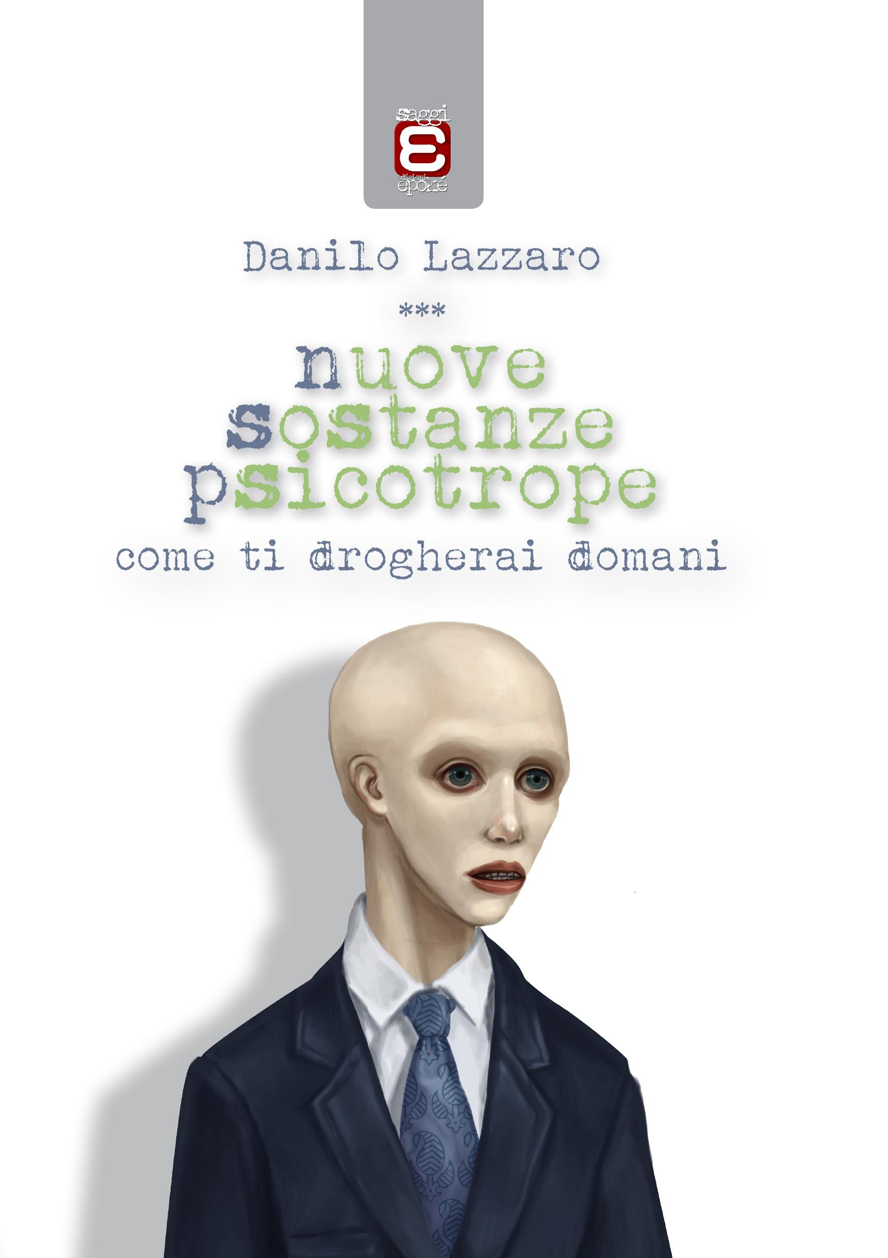 copertina nuove sostanze psicotrope