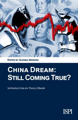 China Dream Copertina