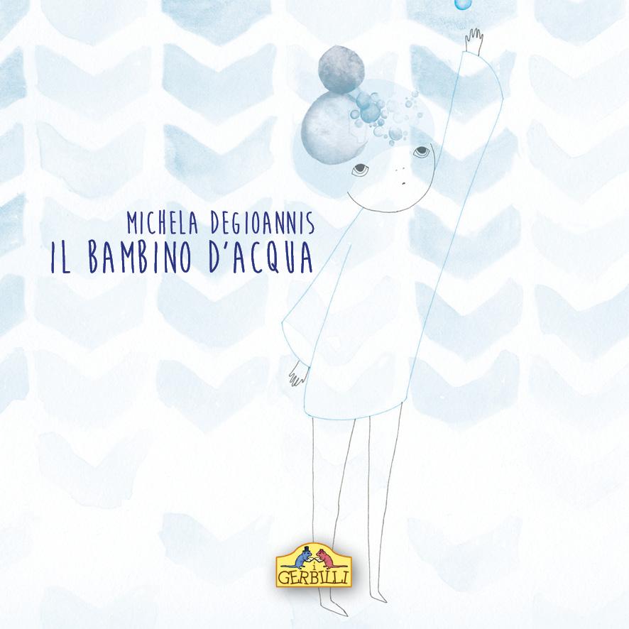 Il bambino d'acqua (copertina solo fronte)