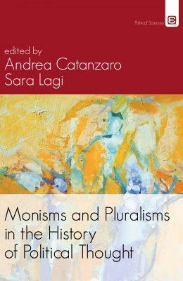copertina Monisms and Pluralisms