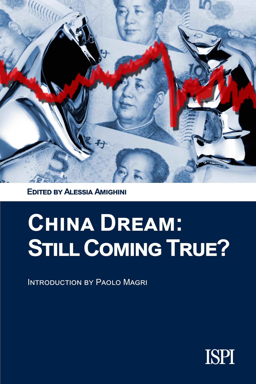 China Dream Copertina